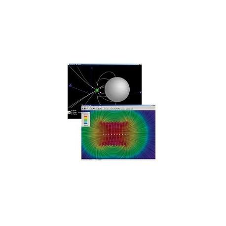 Electrostatics 3D & Magnetism 3D Bundle