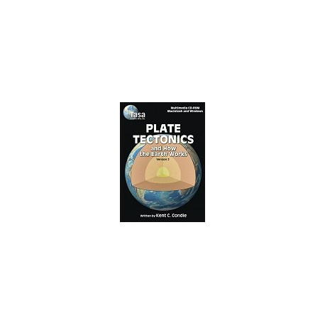 Plate Tectonics and How the Earth Works CD-ROM