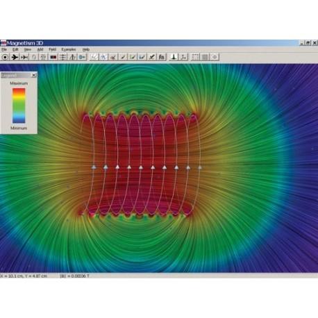 Magnetism 3D CD-ROM
