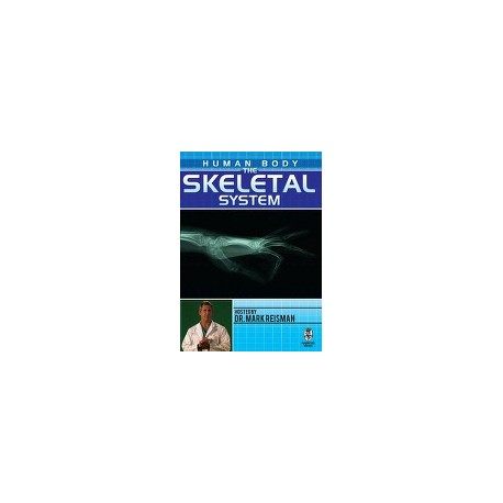 Human Body: The Skeletal System DVD