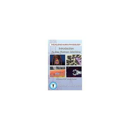 Visualizing Human Physiology DVD