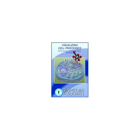 Cells and Molecules DVD