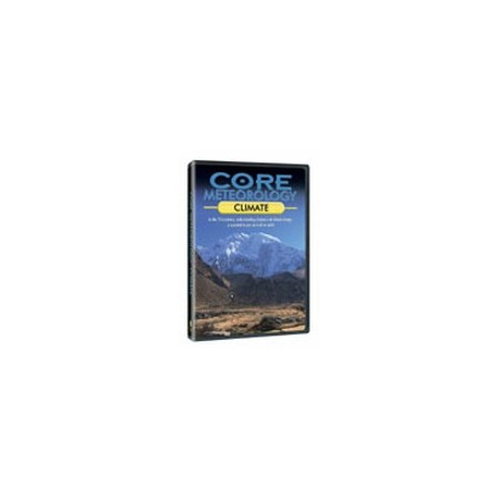 Core Meteorology: Climate DVD