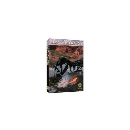 Core Geology DVD