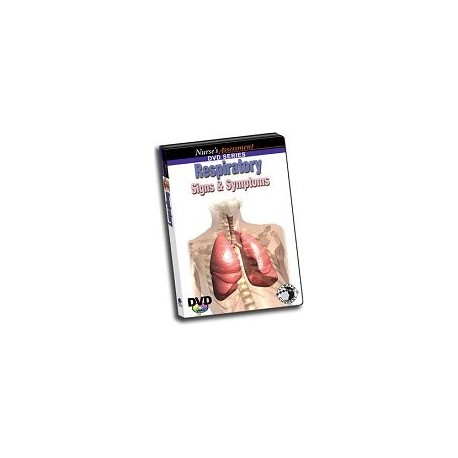 Respiratory Signs and Symptoms DVD
