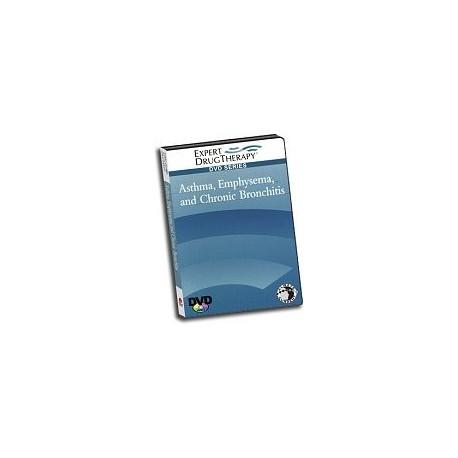 Expert Drug Therapy: Asthma, Emphysema and Chronic Bronchitis DVD