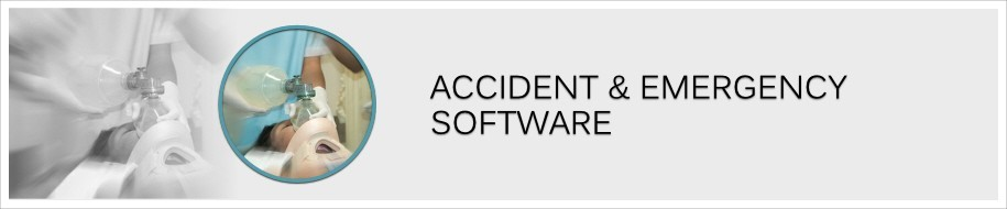 Accident & Emergency Software