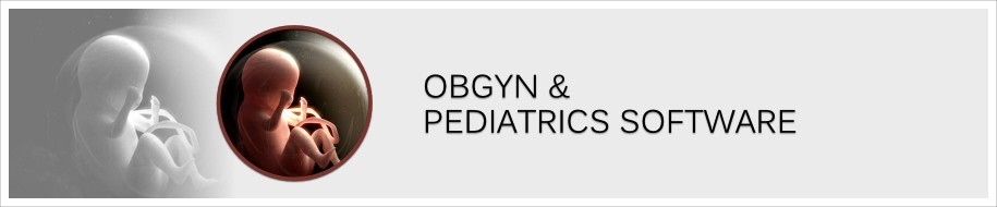 OBGYN & Pediatrics Software