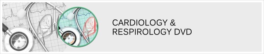 Cardiology & Respirology DVD
