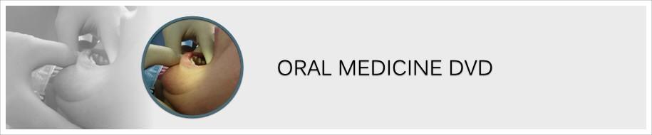 Oral Medicine DVD