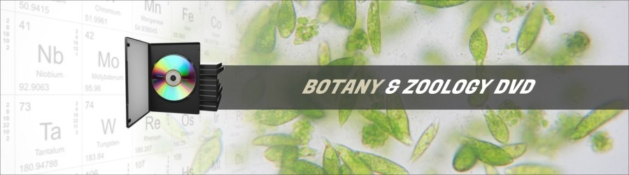 School Botany & Zoology DVD