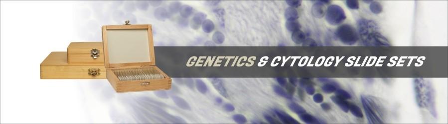 Cytology & Genetics Slide Sets
