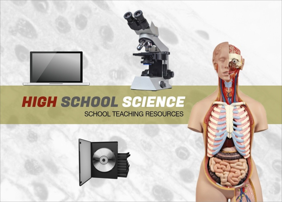 High School Science Teaching Media